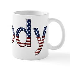 Brody Stars and Stripes Small Mug