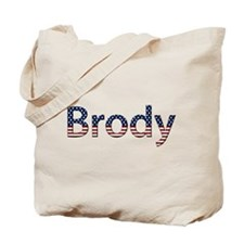 Brody Stars and Stripes Tote Bag