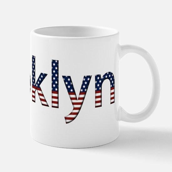 Brooklyn Stars and Stripes Mug