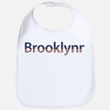 Brooklynn Stars and Stripes Bib