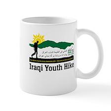 Iraqi Youth Hike coffee mug