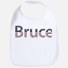Bruce Stars and Stripes Bib