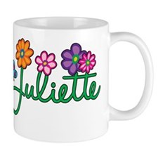 Juliette Flowers Mug
