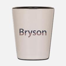 Bryson Stars and Stripes Shot Glass