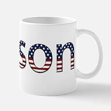 Bryson Stars and Stripes Mug