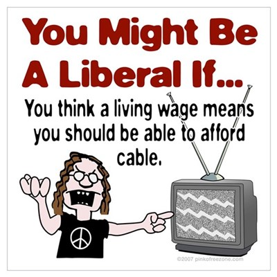 You can't afford cable Poster