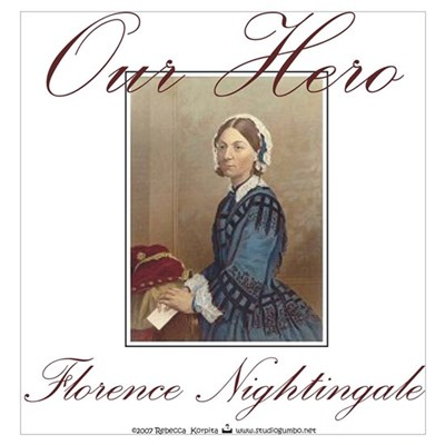 Our Hero Florence Nightingale Poster