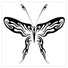 BUTTERFLY 6 Poster