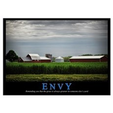 ENVY Print Poster