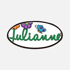 Julianne Flowers Patches