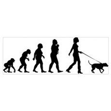Dogwalking Poster