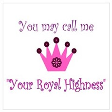 Your Royal Highness Canvas Art
