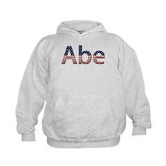 Abe Stars and Stripes Hoodie
