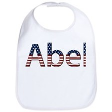 Abel Stars and Stripes Bib