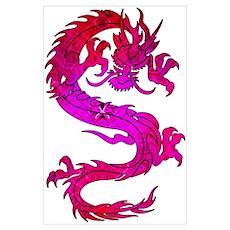 Power Dragon Poster
