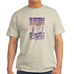 Batik Sunset Marsh Light T-Shirt