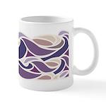 Batik Sunset Marsh Mug