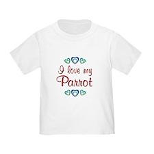 Love My Parrot T