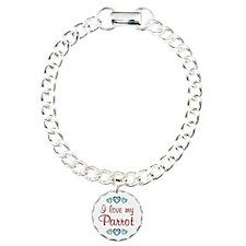 Love My Parrot Bracelet