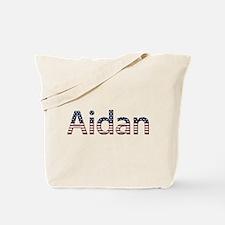 Aidan Stars and Stripes Tote Bag