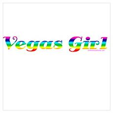 Vegas Girl Poster