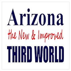 Arizona New 3rd World Poster