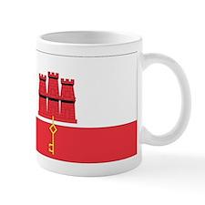 Cute Flag of gibraltar Mug