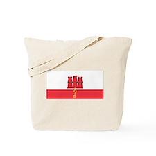 Cute Gibraltar Tote Bag