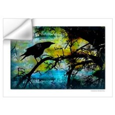 Creekside 14w x 10h Wall Decal
