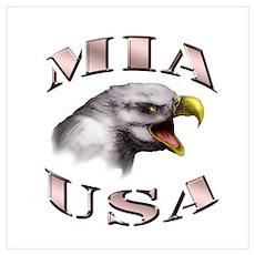 MIA USA Poster