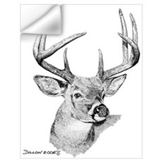Whitetail Deer Wall Decal