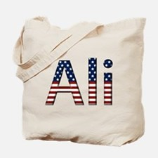 Ali Stars and Stripes Tote Bag