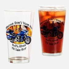 Kawasaki Voyager Drinking Glass