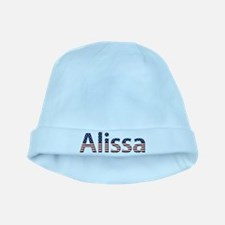Alissa Stars and Stripes baby hat