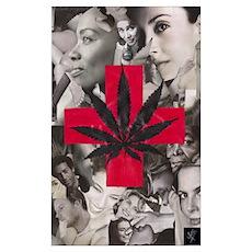 """Medi-Juana"" Poster"