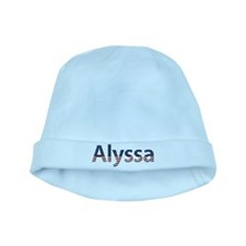 Alyssa Stars and Stripes baby hat