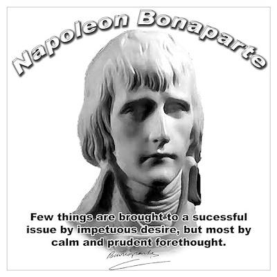 Napoleon Bonaparte 01 Poster