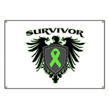 Survivor Wings Lymphoma Banner
