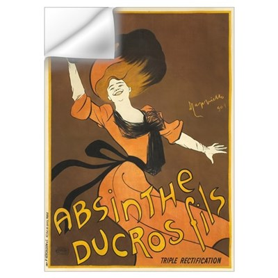 Absinthe Ducros Wall Decal