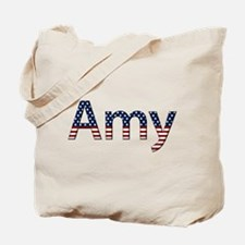 Amy Stars and Stripes Tote Bag