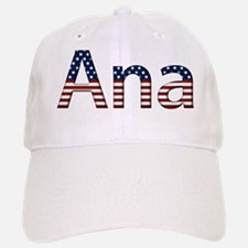 Ana Stars and Stripes Baseball Baseball Cap