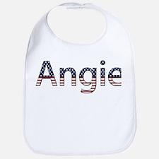 Angie Stars and Stripes Bib