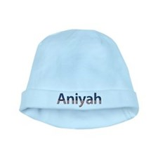 Aniyah Stars and Stripes baby hat