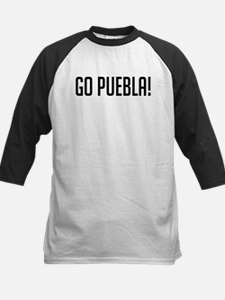 Go Puebla! Kids Baseball Jersey