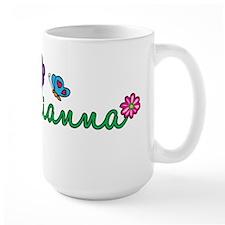 Julianna Flowers Mug