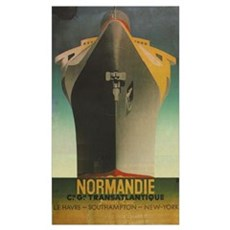 Normandie Canvas Art