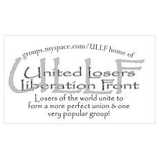 ULLF Poster