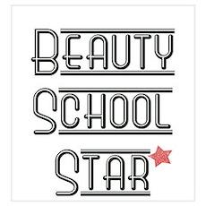 Beauty School Star Poster