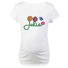 Julia Flowers Shirt