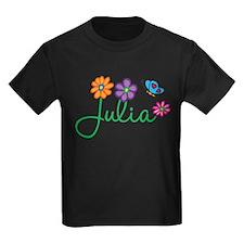Julia Flowers T
